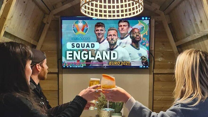 sports bars manchester