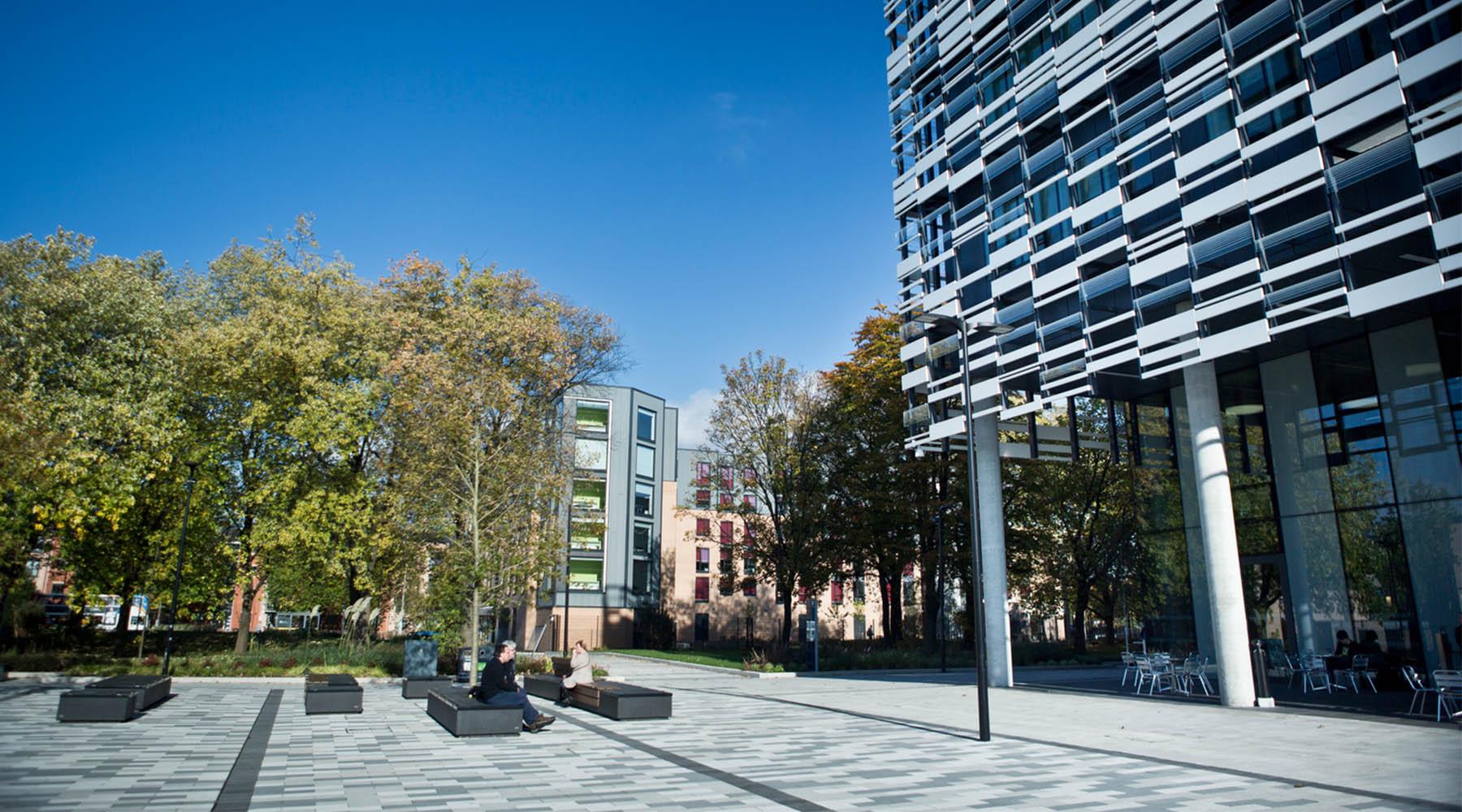 student accommodation Manchester